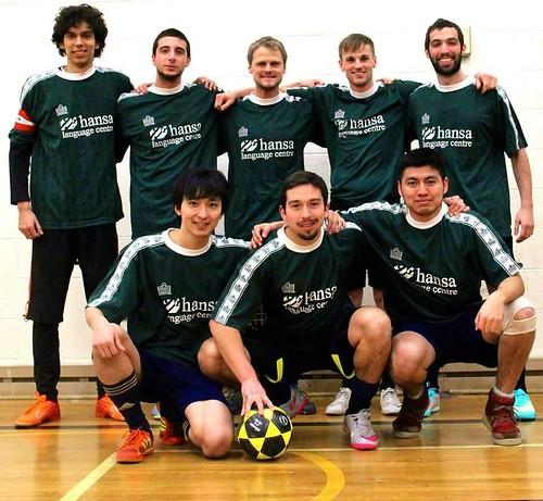 Hansa Soccer team!