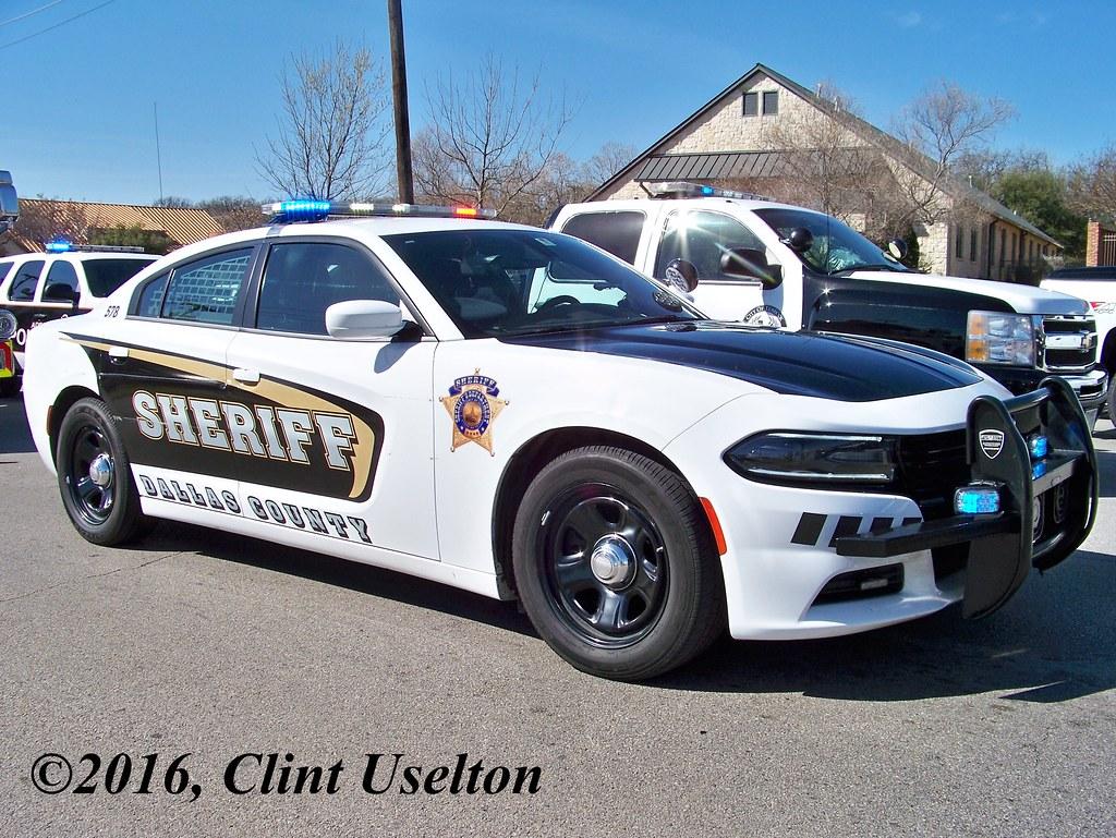 Dallas County Sheriff's Department   Dallas, Texas   Clint