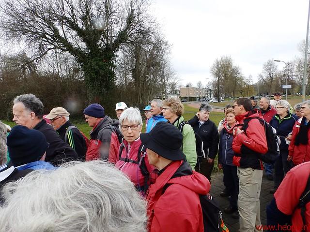 2016-03-23 stads en landtocht  Dordrecht            24.3 Km  (86)