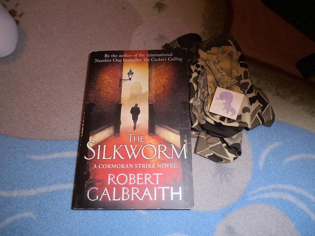The Silkworm by Galbraith