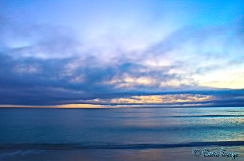 morning sunset sea sky cloud mer seascape beach sunrise mar nikon mediterranean ciel coastline nuage simple plage matin leverdesoleil méditerranée beachscape pyrénéesorientales d7000