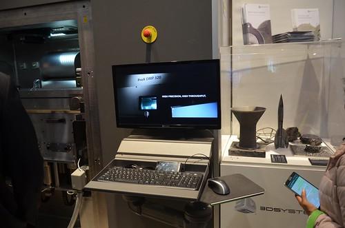 CES2016 DMP 3DPrinter ProX 320 | by Jack Jang