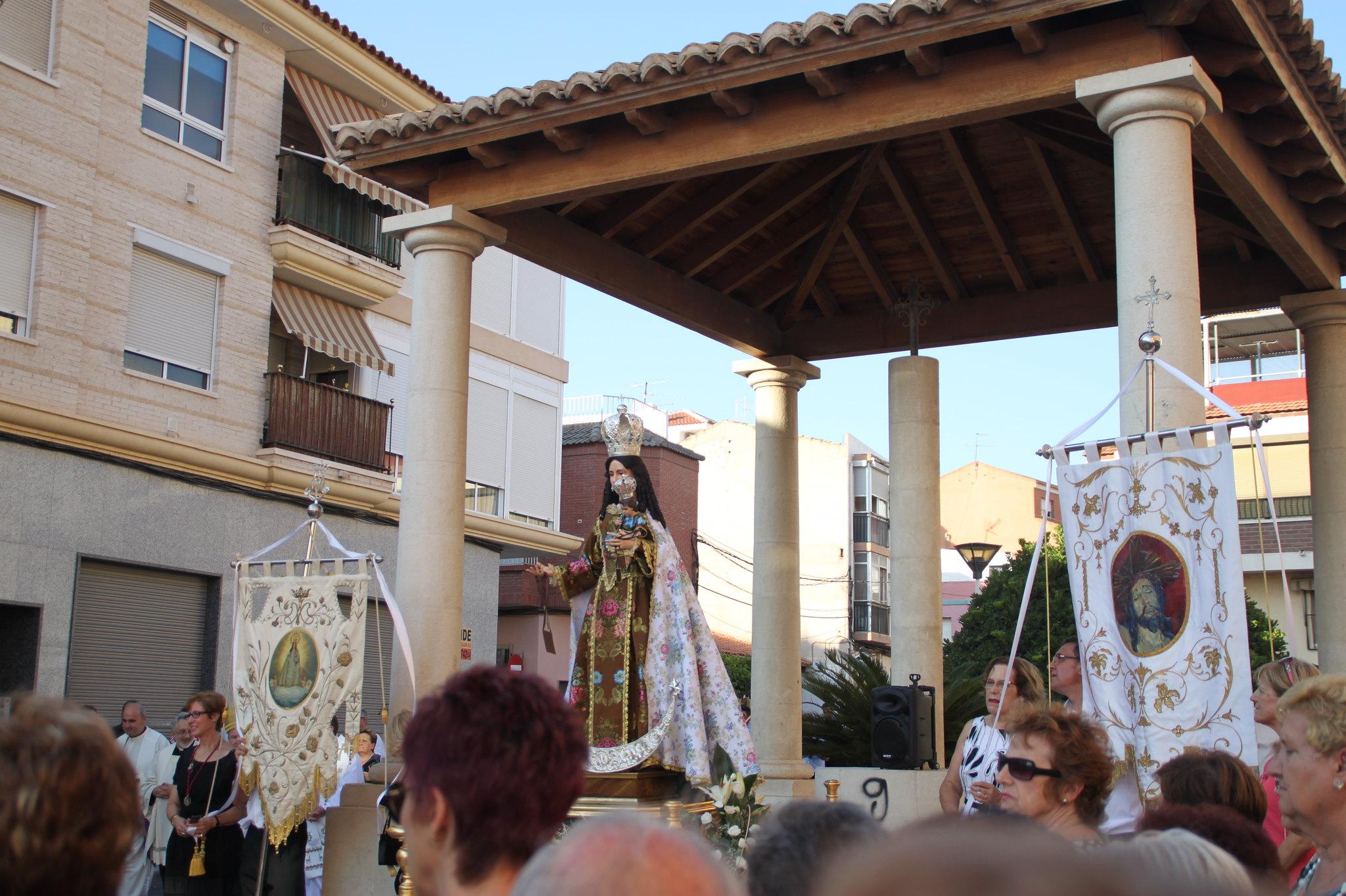 (2015-07-12) - Virgen del Carmen, parroquia La Santa Cruz - Javier Romero Ripoll (49)