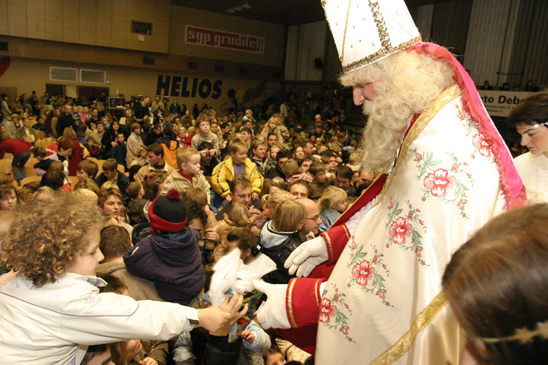 2003 Miklavž v Domžalah - foto Uroš Zagožen