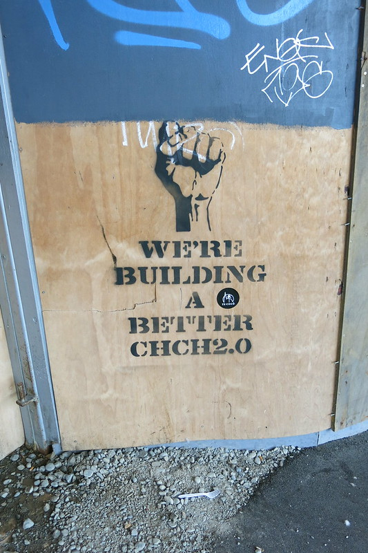 Sign on Lichfield Street