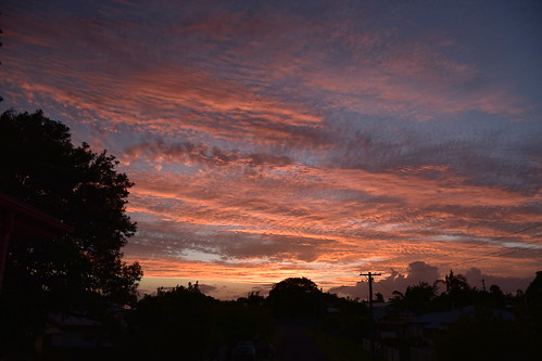 nikon d5500 dusk sky storm sunset trees twilight pink pinksunset red redsunset gold goldensunset blue bluesky powerlines clouds landscape topf25 nikonclubit 1000v40f 7dwf