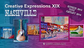 Creative Expressions XIX [Art Exhibit 2013]