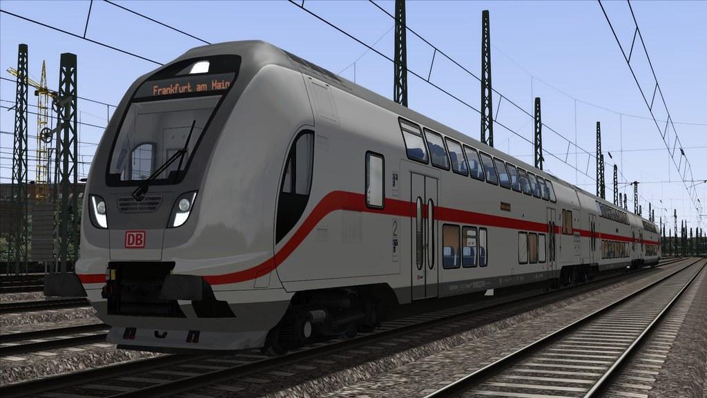 DB IC2 Twindexx Railworks | At Munich Ost | Alexey Gryzin