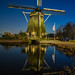 17/03/2016; I planned to shoot this Amsterdam windmill for quite a while already, but as it isn't quite near where I live, and there's also not much else that's photogenic that's in the neighbourhood of this windmill, I had to wait for the circumstances to be perfect. And even then it was still something of a guess. But I'm glad it worked out.  Please (also) follow me on my... * website * Facebook page * Werk Aan De Muur