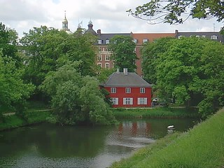 Denmark (Copenhagen) Red House