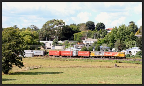 ef ohaupo waikato kiwi rail brush traction 25kv
