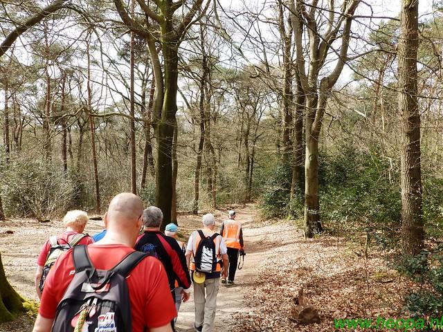 2016-04-12         2 daagse Lunteren      1e dag  25 Km  (135)