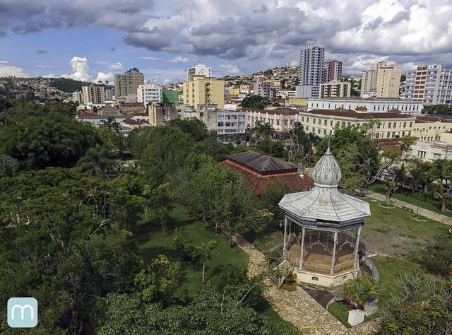 Caxambu em Minas Gerais