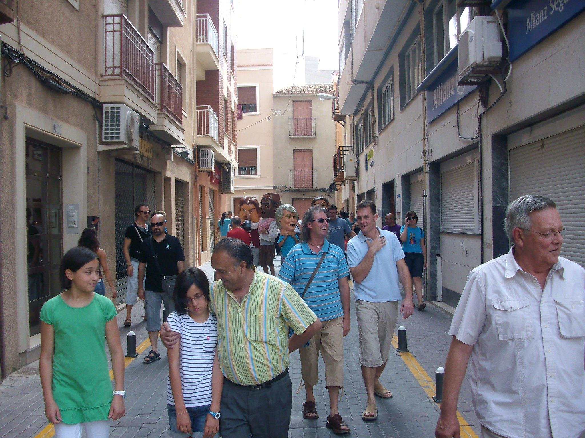(2010-07-04) - Pasacalle Gent de Nanos - José Vicente Romero Ripoll -  (04)