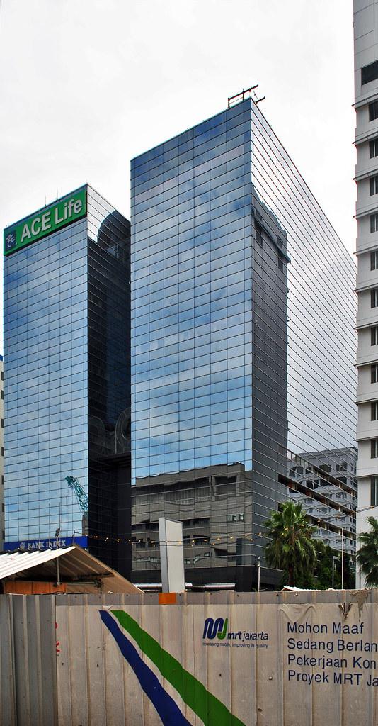Plaza Bank Index d/h Permata Plaza