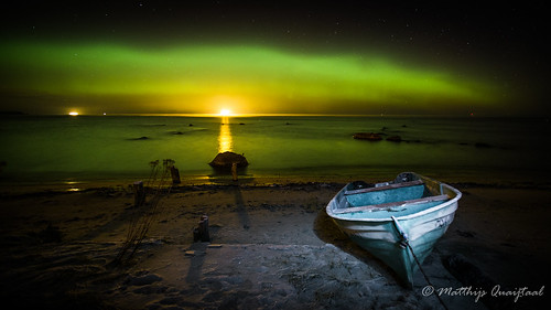 Northern Lights Rohuneeme | by MaQPhoto88