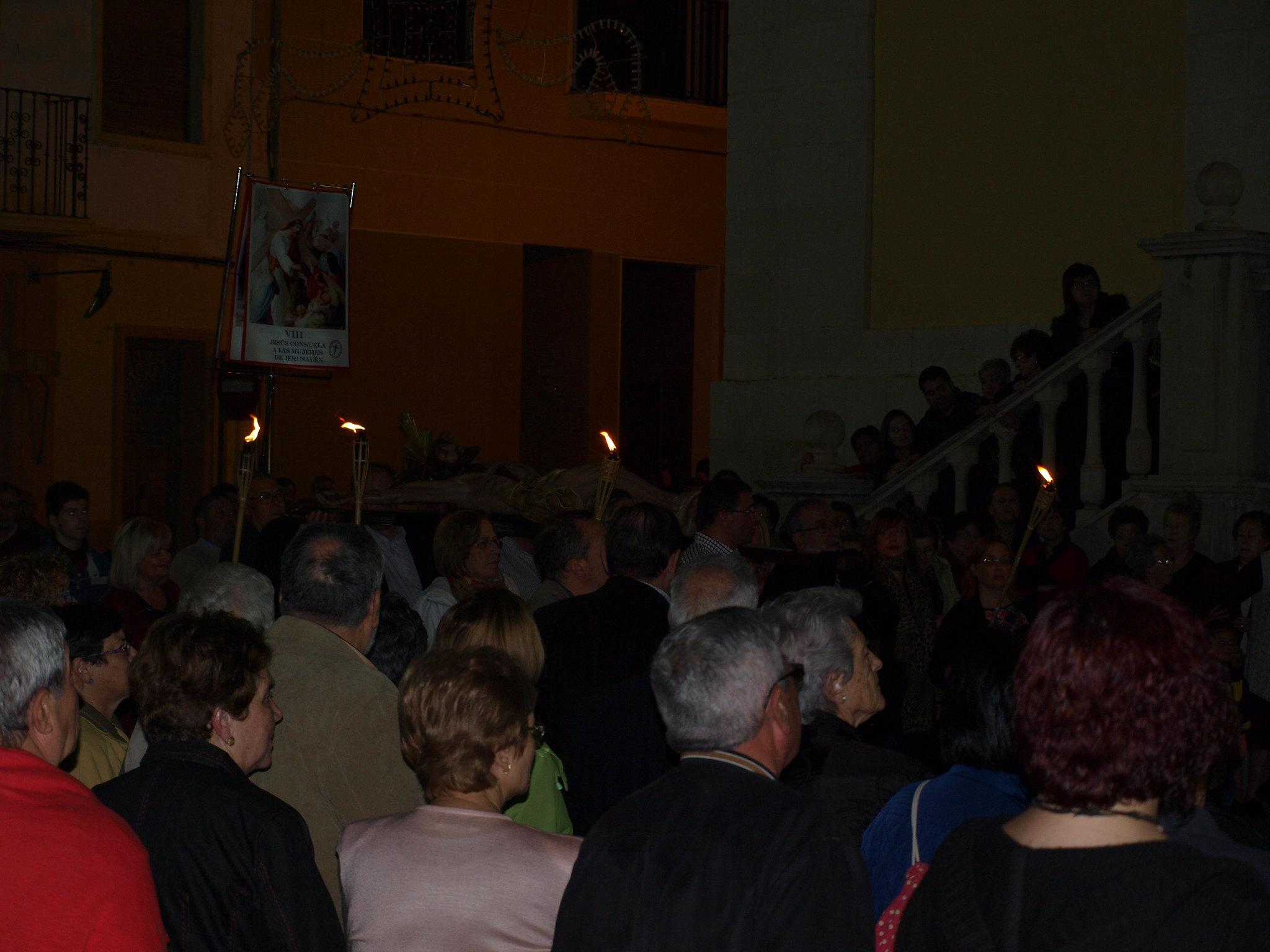 (2014-04-01) - V Vía Crucis nocturno - Paloma Romero Torralba (15)
