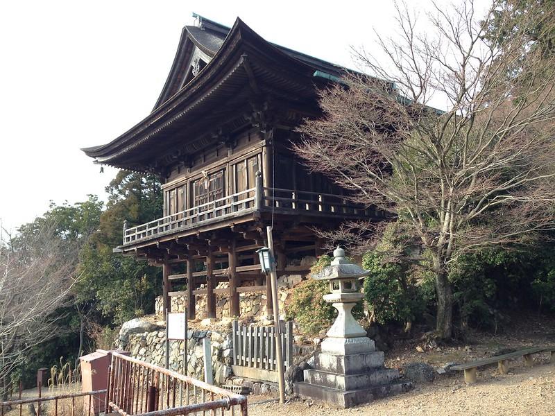 上醍醐寺、如意輪堂