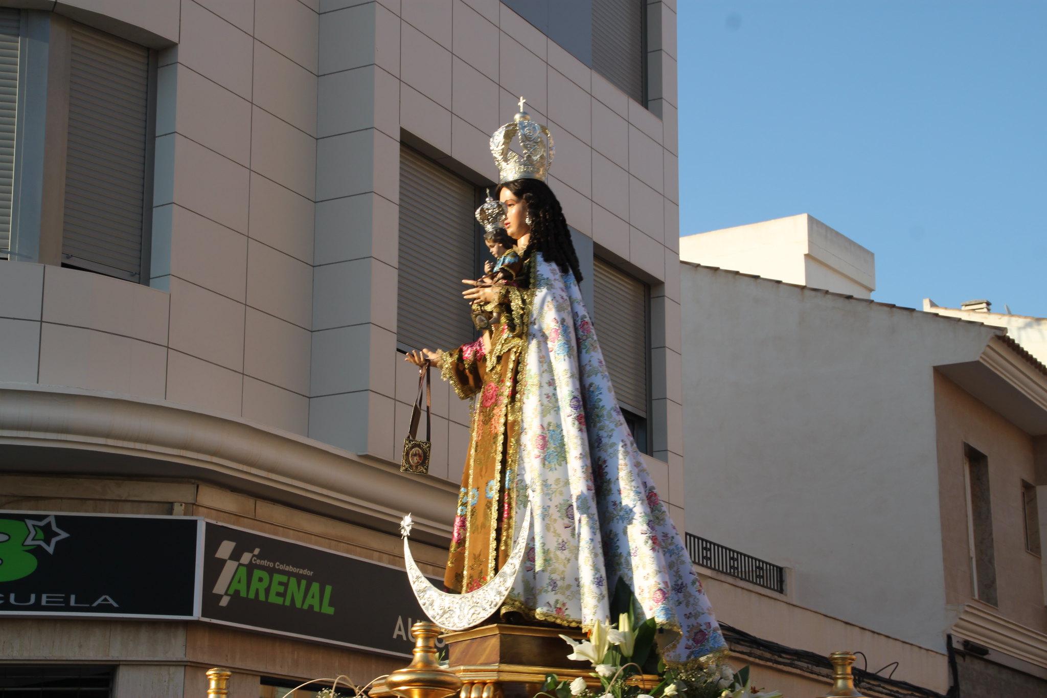 (2015-07-12) - Virgen del Carmen, parroquia La Santa Cruz - Javier Romero Ripoll (194)