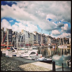 Port de Honfleur #normandie #normandy #insta_normandy