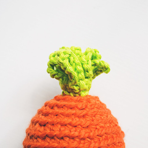 crochet carrot egg top | by Lisa | goodknits