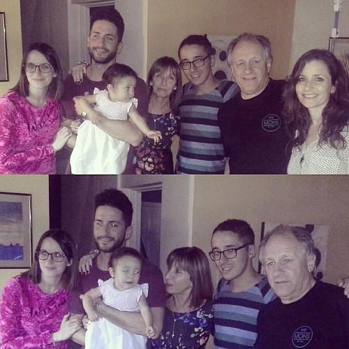 Feliz cumple pirupesita!!! Y bienvenido primo y viejos!! 🎉🎉🎉 #familia #family ♥️