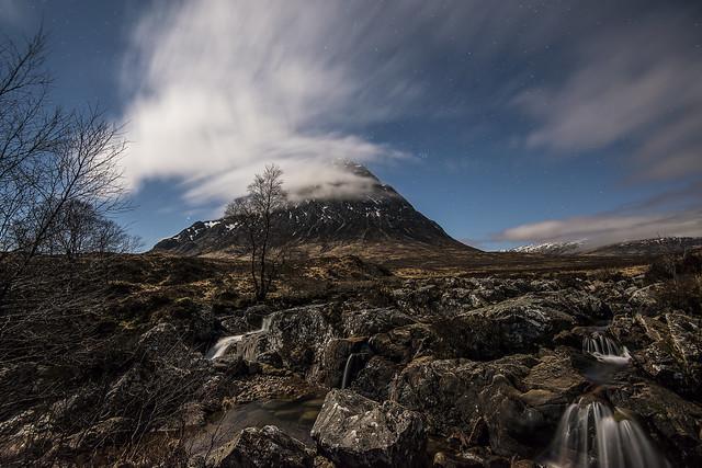 Stob Dearg Buachaille Etive Mòr Glencoe Scotland 03/2016
