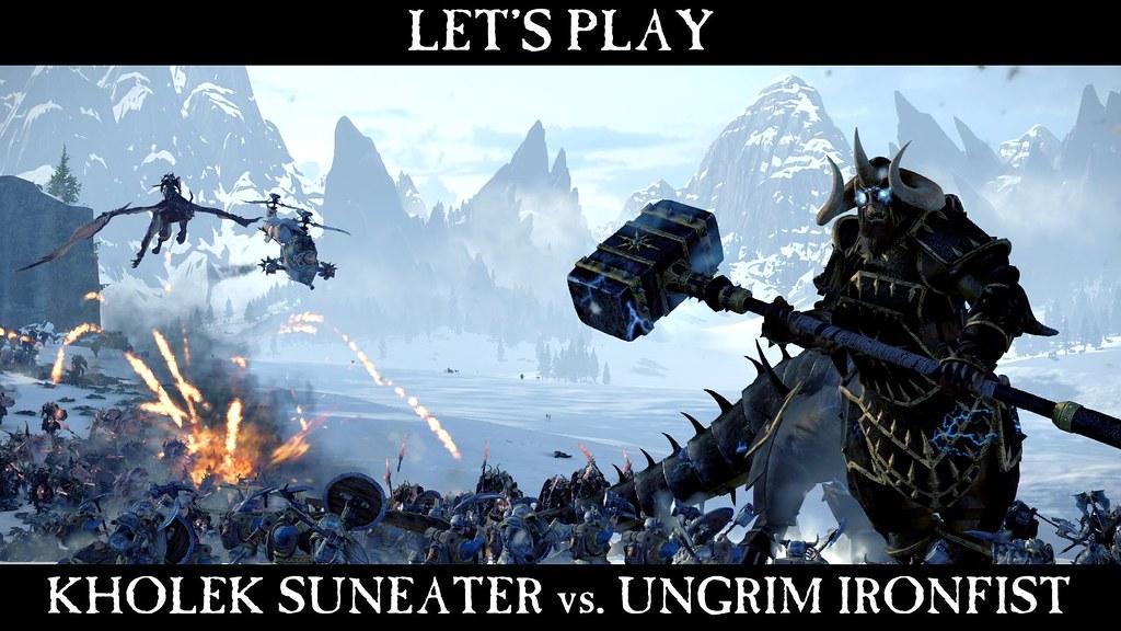 Total War: Warhammer Chaos Warriors DLC free for first wee