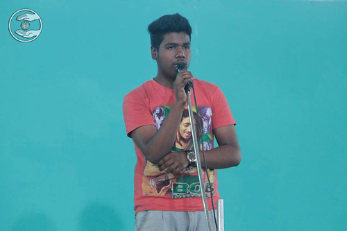 Devotional song by Rahul from Ambala