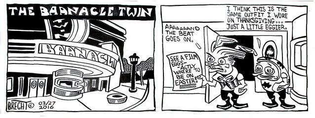 The Barnacle Twin - Comic Strip 0031
