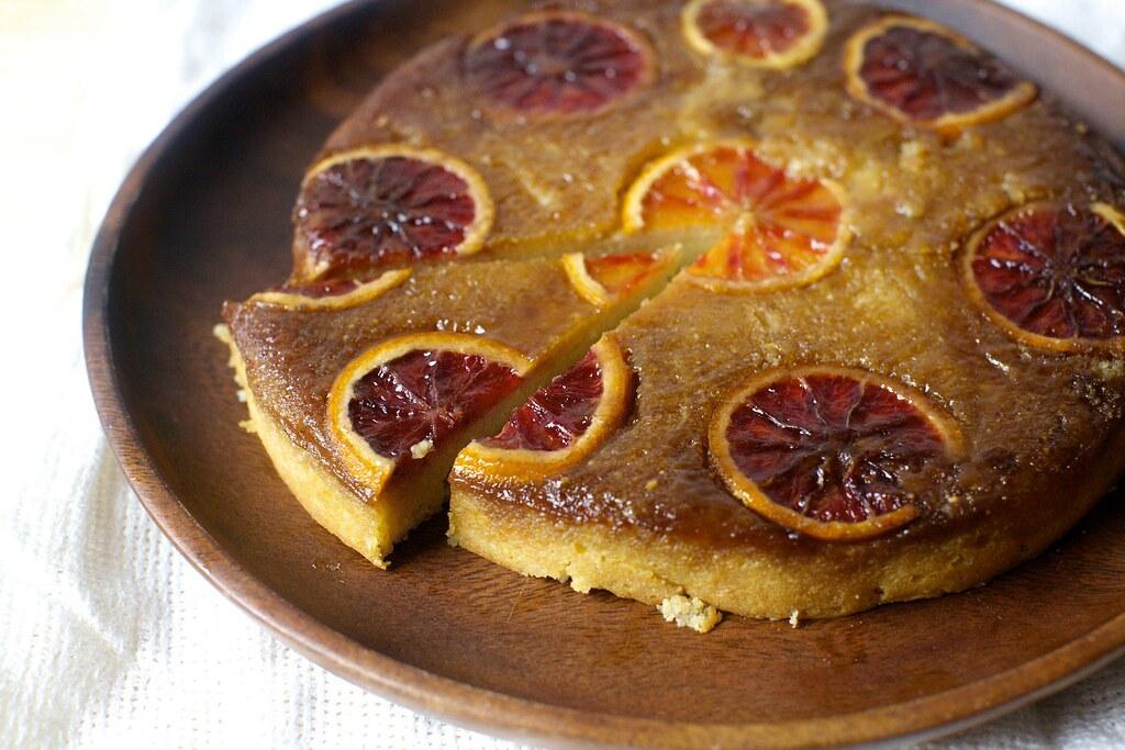 Blood Orange Almond And Ricotta Cake Blood Orange Almond Flickr