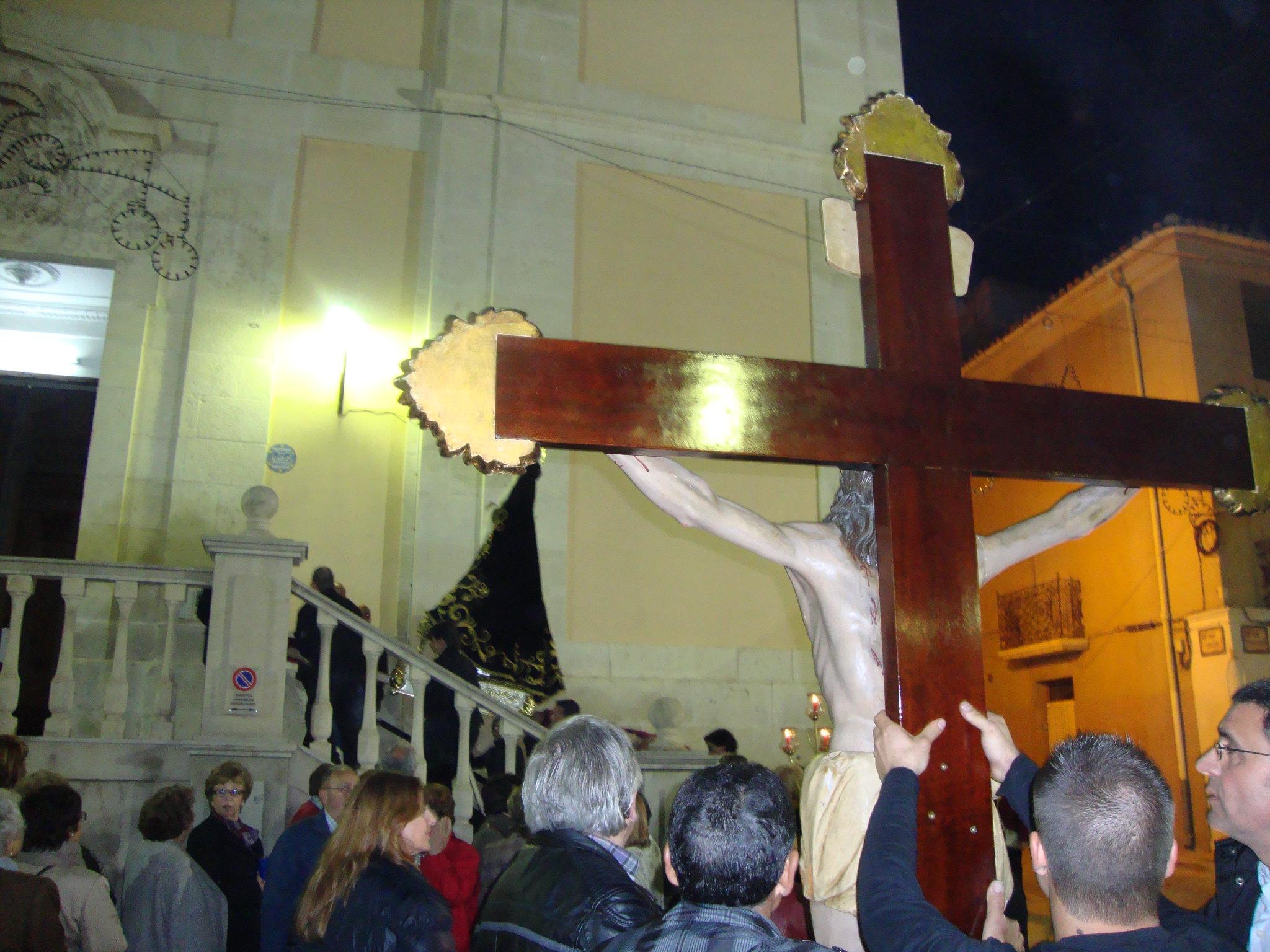 (2011-04-15) - II Vía Crucis nocturno - Javier Montesinos Villaplana -  (08)