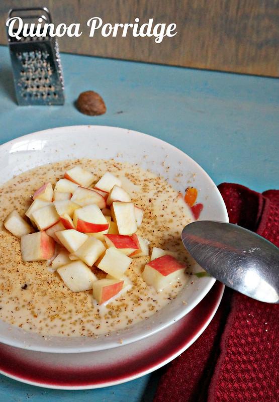 Quinoa Porridge -edit