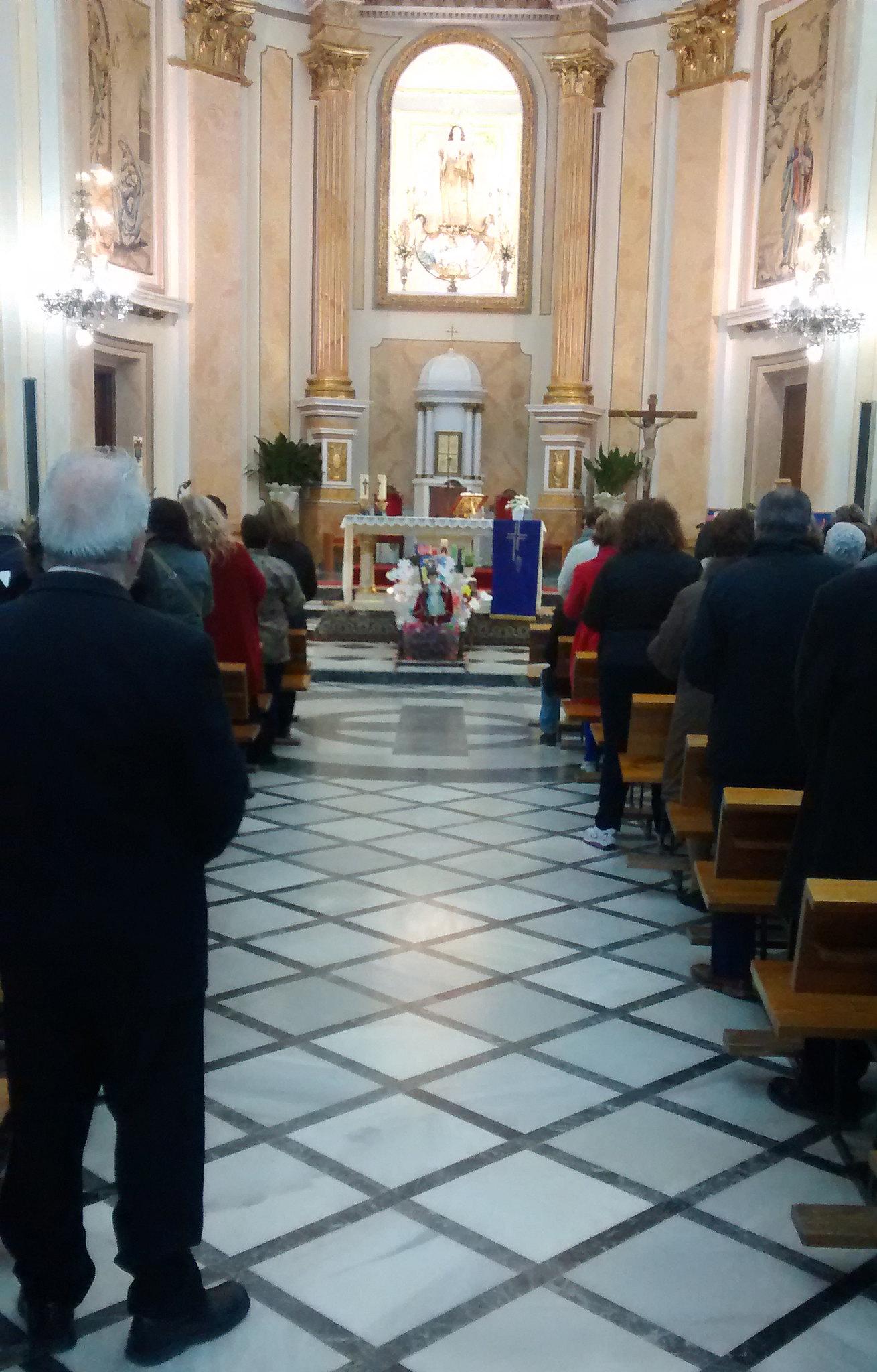 (2015-12-19) - Peregrinación 5 lugares de Culto de Petrer - José Vicente Romero Ripoll (14)