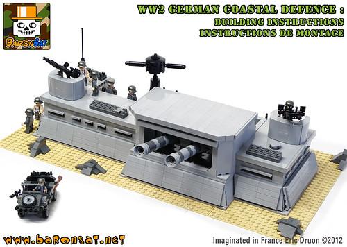Coastal Defence Bunker instructions