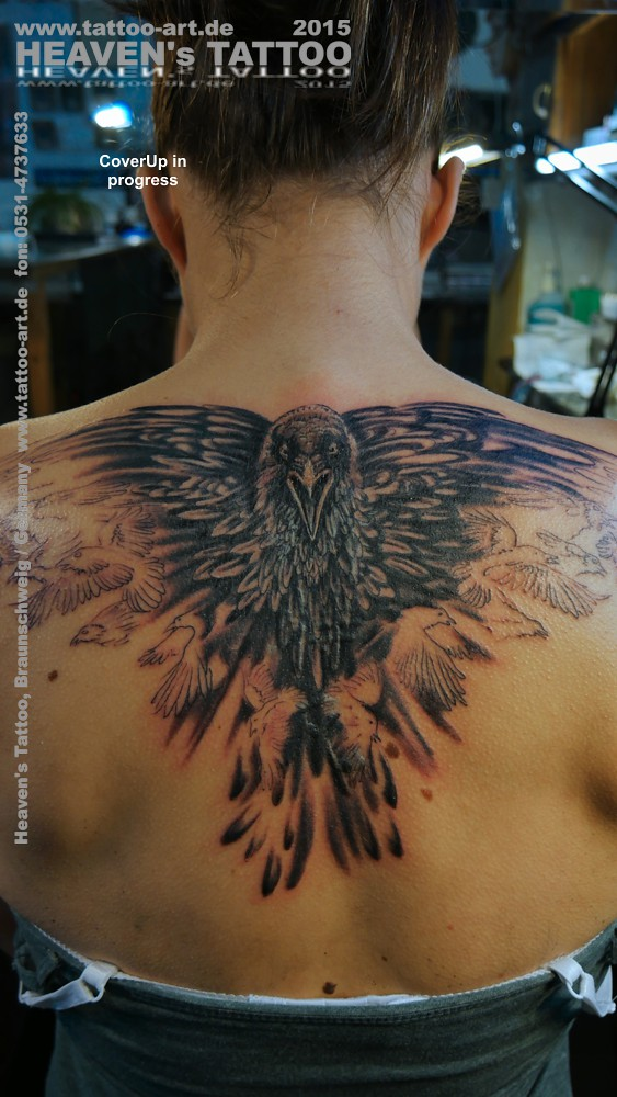 Games Of Ravens Tattoo 1st Session Stefan Beckhusen Flickr