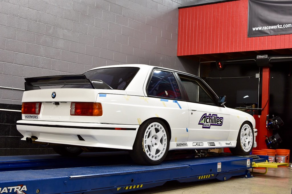 Achilles Tires E30 M3 racecar came in for what we do best … | Flickr