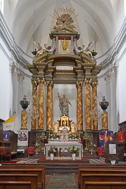 L'église Saint Pierre (Céret)