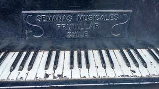 Semanas Musicales Promo Piano in Frutillar, Chile | by blueskylimit