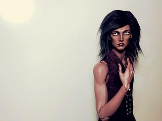 When Voodoo is not wearing his 'mask' | by bjdzen
