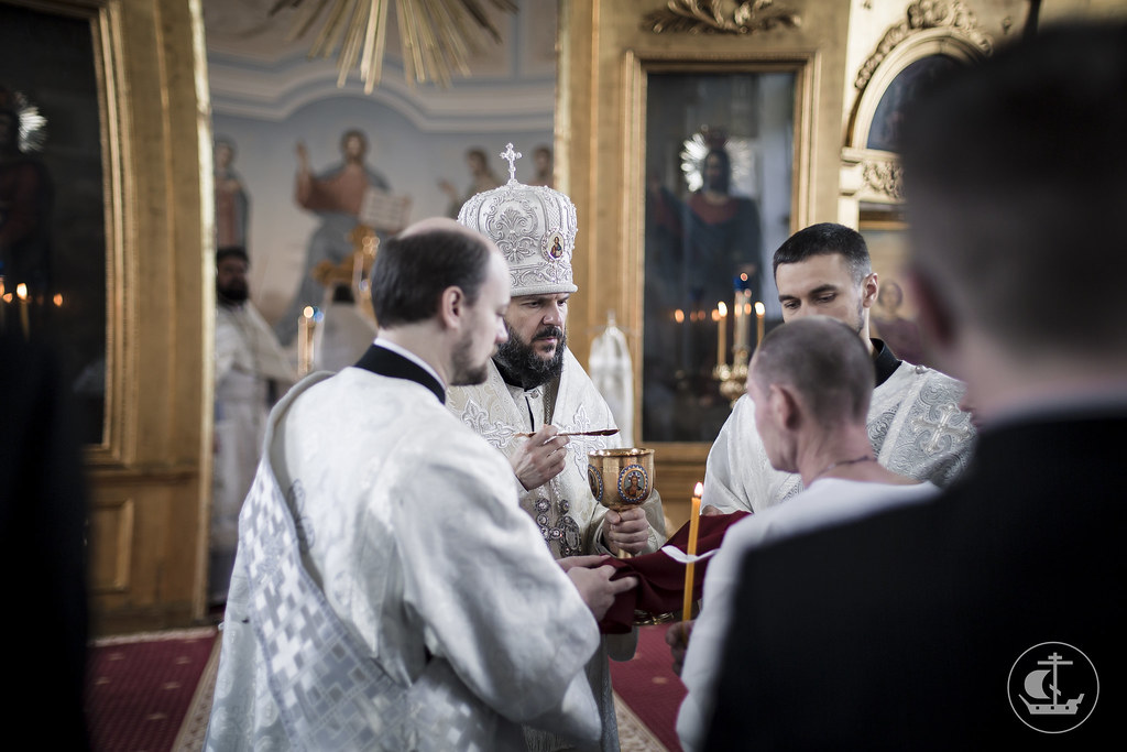 30 апреля 2016, Литургия Великой Субботы / 30 April 2016, Liturgy of Holy Saturday