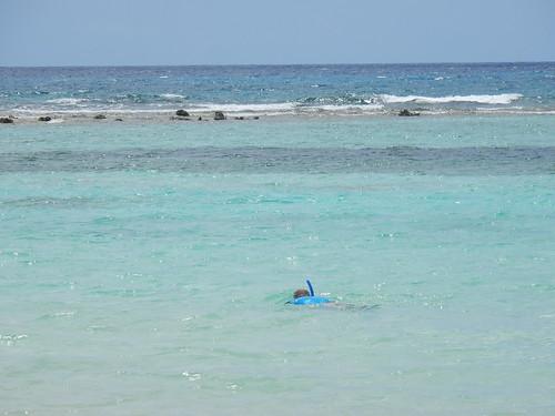 Mahahual - snorkelen - 2