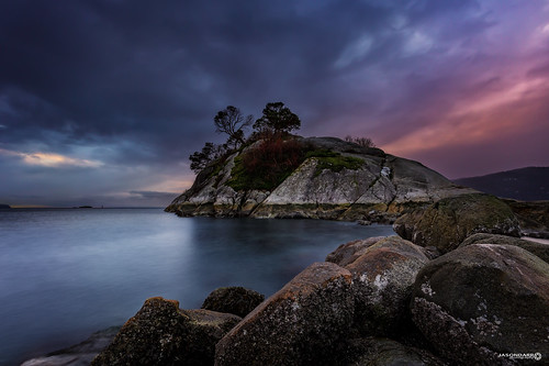 ocean water vancouver sunrise rocks whytecliffpark westvancouver jasondarr