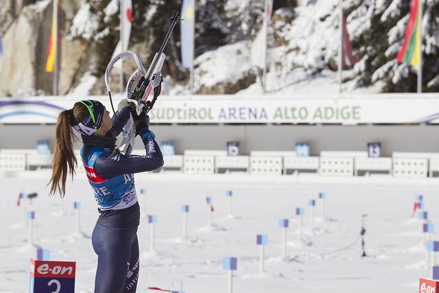 IBU world cup biathlon, training, Antholz (ITA)