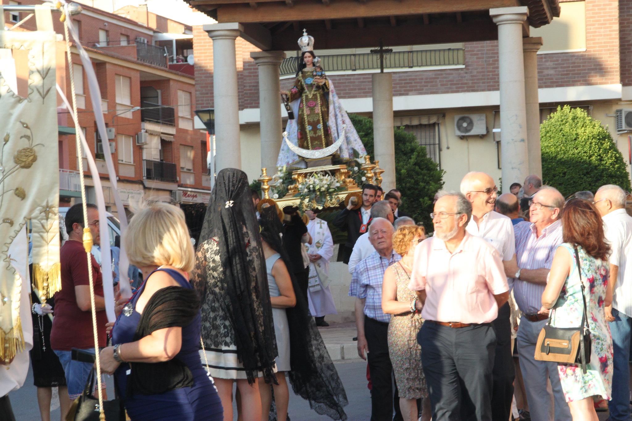 (2015-07-12) - Virgen del Carmen, parroquia La Santa Cruz - Javier Romero Ripoll (152)