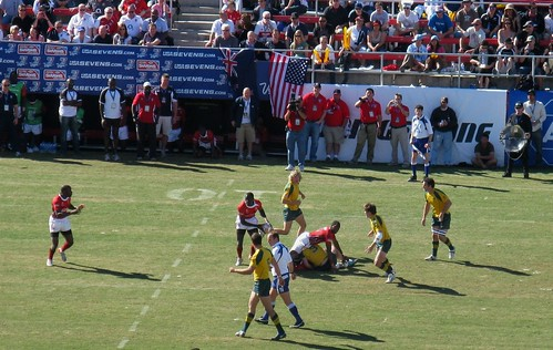 USA Sevens Rugby in Las Vegas | by Game Time For Life
