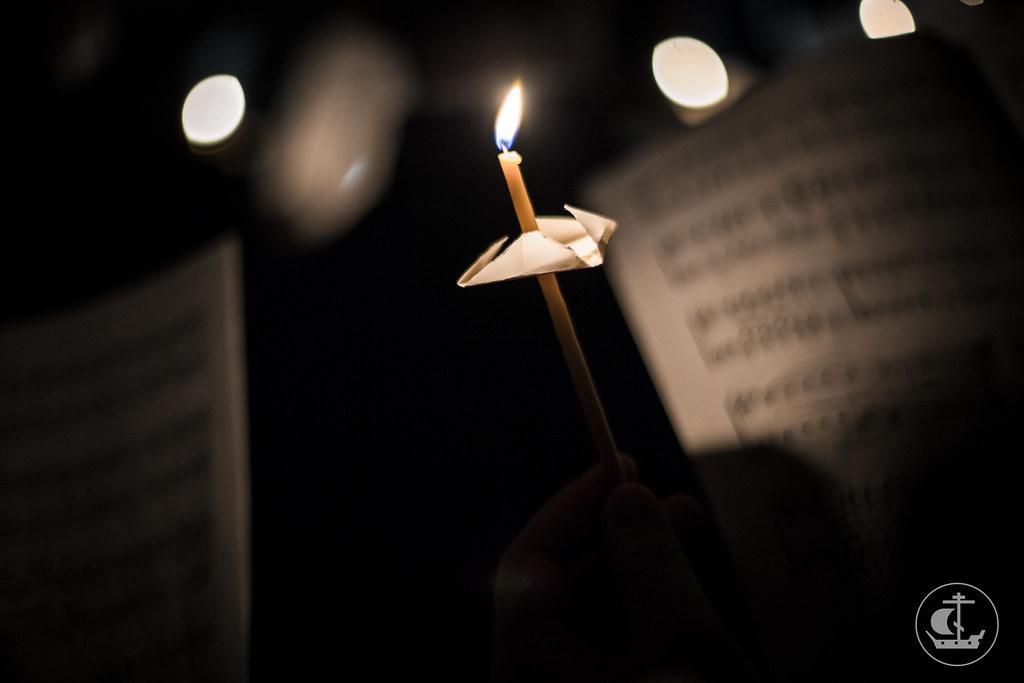 12 марта 2016, Всенощное бдение / 12 March 2016, All-night Vigil