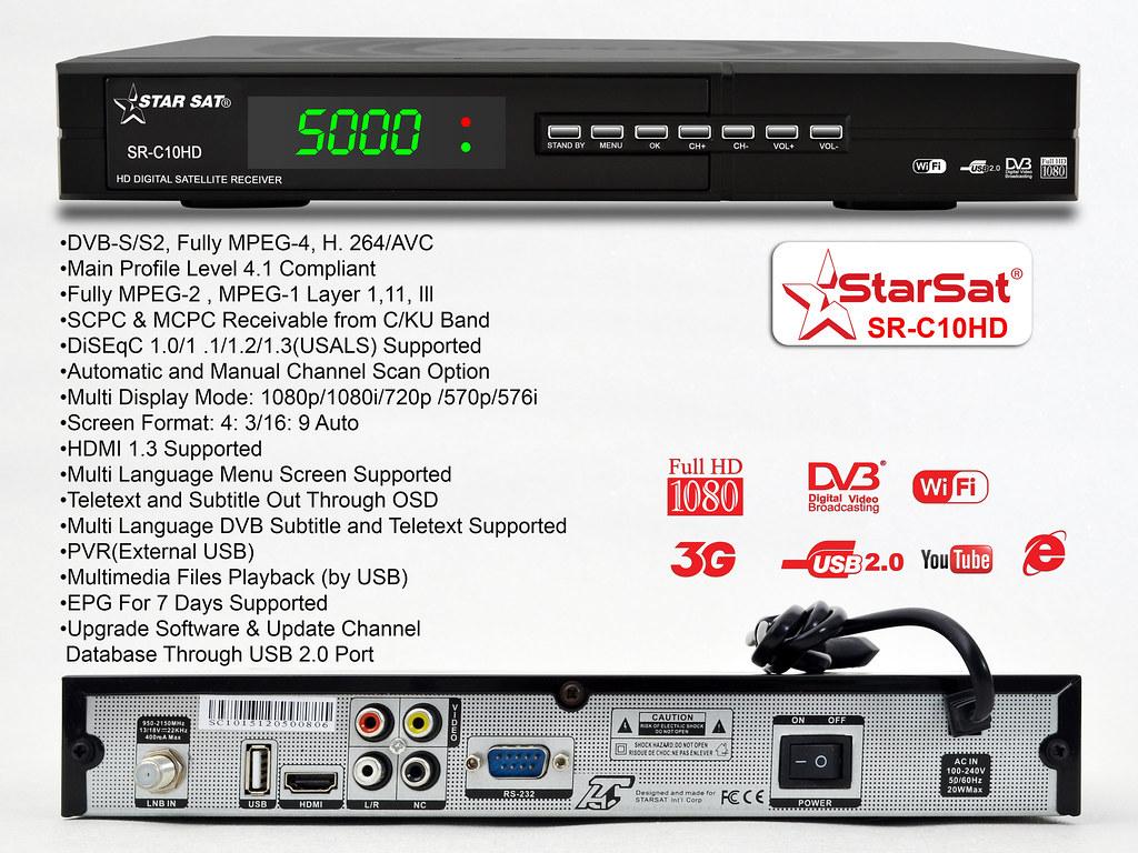 C10HD_Facebook | SR-C10HD starsat com/index php/hd-receivers… | Flickr