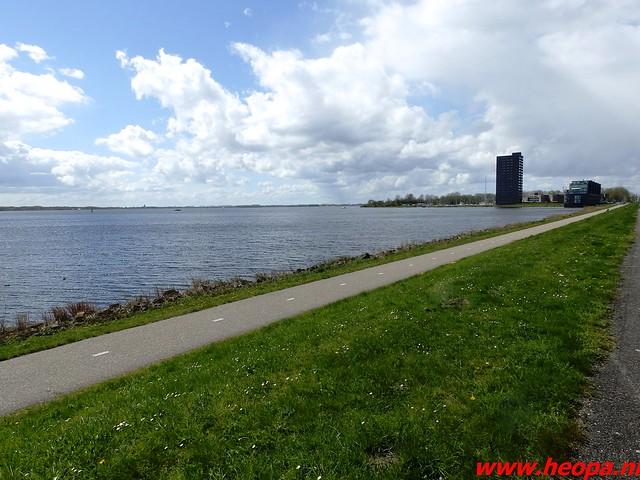 2016-04-23 Almere-Haven        26 Km  (56)