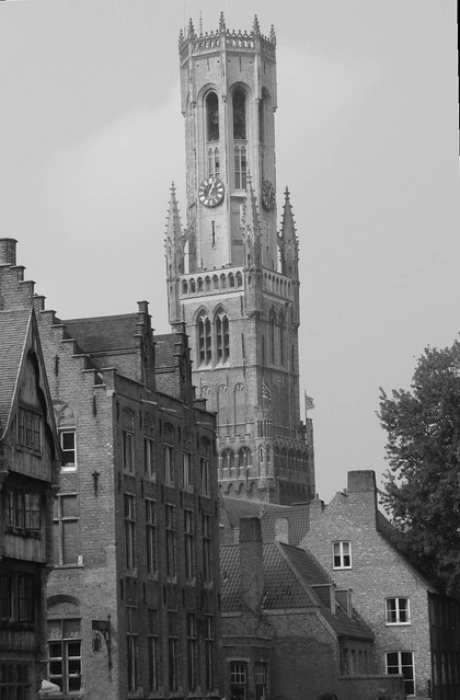 Bell Tower, Brugge